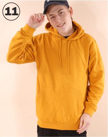 Urban Hooded Mustard