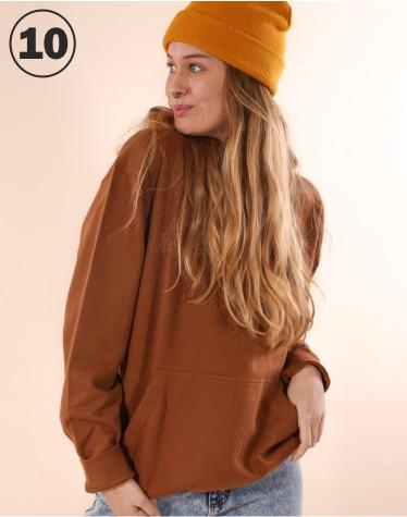 Urban Hooded Caramel