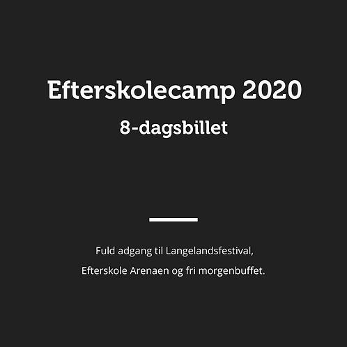 Efterskolecamp 2020