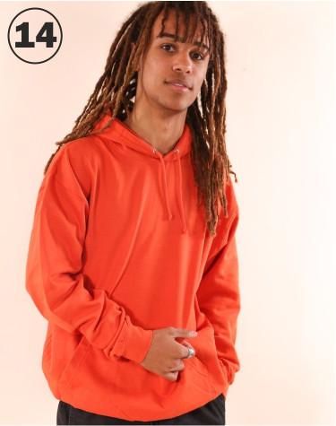 Urban Hooded Orange