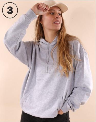 Urban Hooded Grey