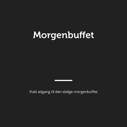 Morgenbuffet