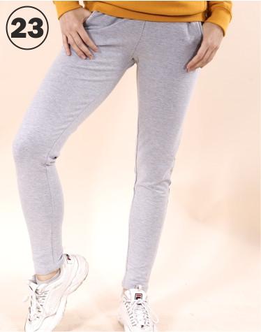 Stretch pants Grey