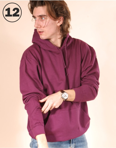 Urban Hooded Purple