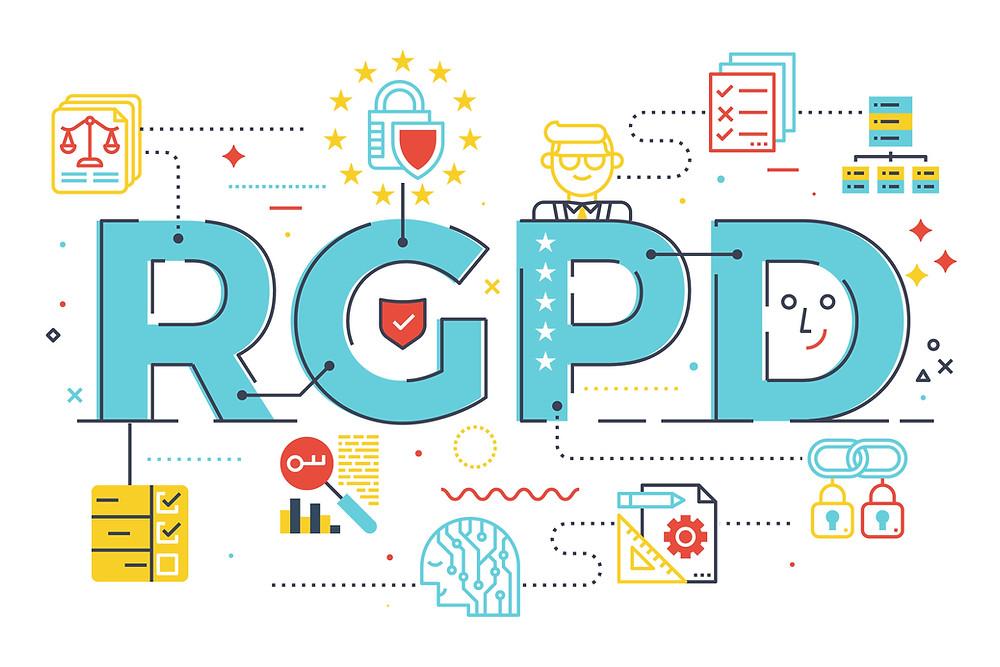 rgpd et loi anti-fraude tva : peut-on conserver les données personnelles de facturation de ses clients en respectant la loi ?
