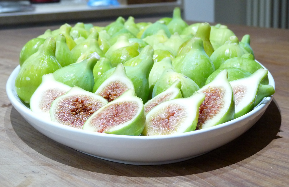 Figs from the Favoloso Garden