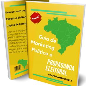 Por que o(a) Guia de Marketing Político e Propaganda eleitoral da nossa empresa é sua melhor opção?