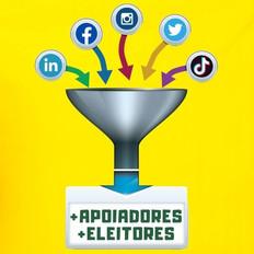 """100 Ideias para o e-book gratuito da sua página de captura do funil de """"votos"""" no marketing político"""