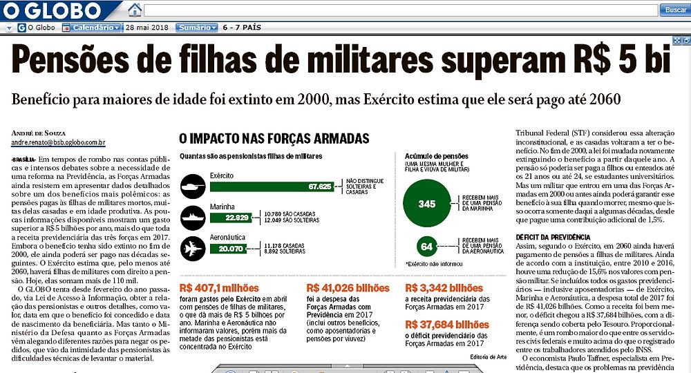 ReformaDaPrevidenciaURGENTE_UmaDasCausas_FilhasMilitares