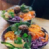 Healthy lunch!eat the rainbow 🌈 raw veg