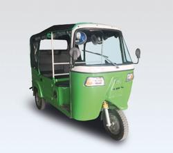 Solar E-Trike
