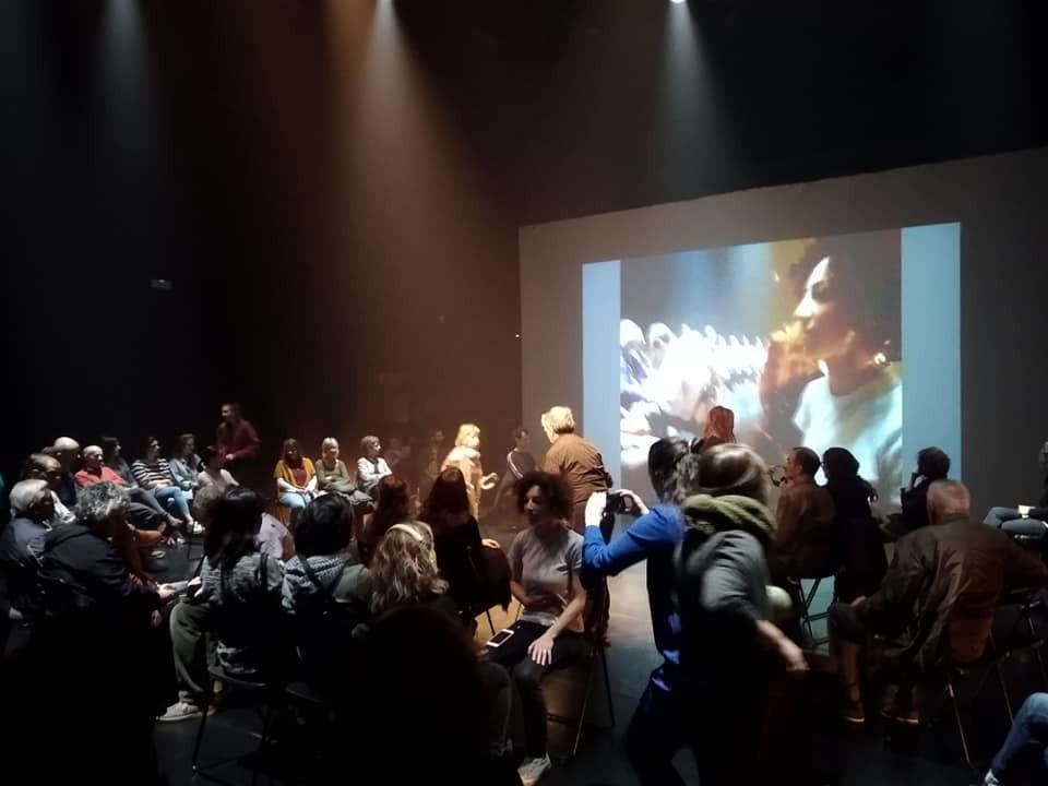 LUZ DE EMERGENCIA#4: LA PLAÇA ÍNTIMA 2 i 3 octubre 2020 Escenes Singulars/Festival Grec 2020