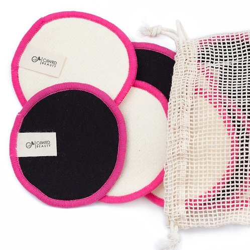 Bamboo & Hemp Make-up Removal Pads