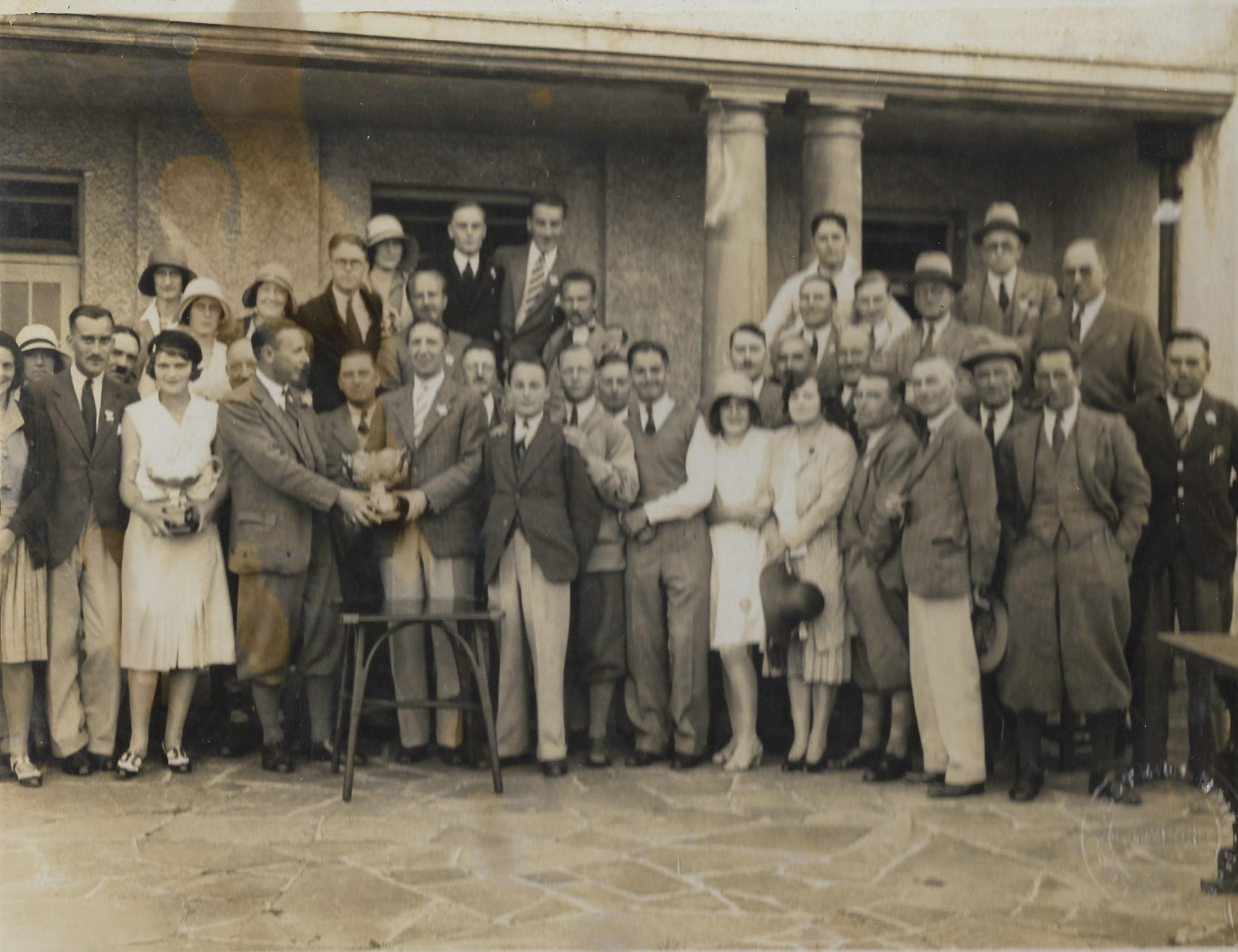 1930 Club Championship