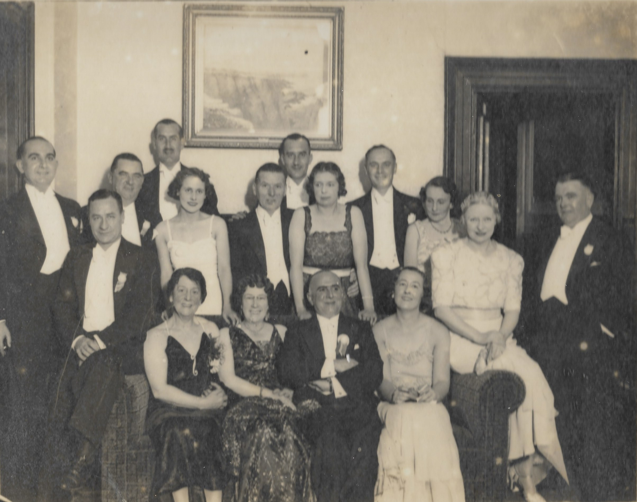 1936 Annual Dinner Dance