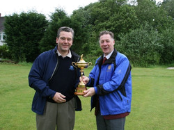 2008: The Ryder Cup...