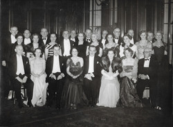 Annual Dinner Dance 1950