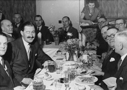 1953 Greeneepers Supper