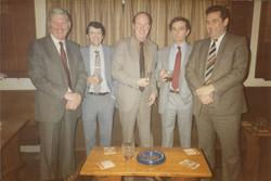 Welsh Team Championship Winners 1963