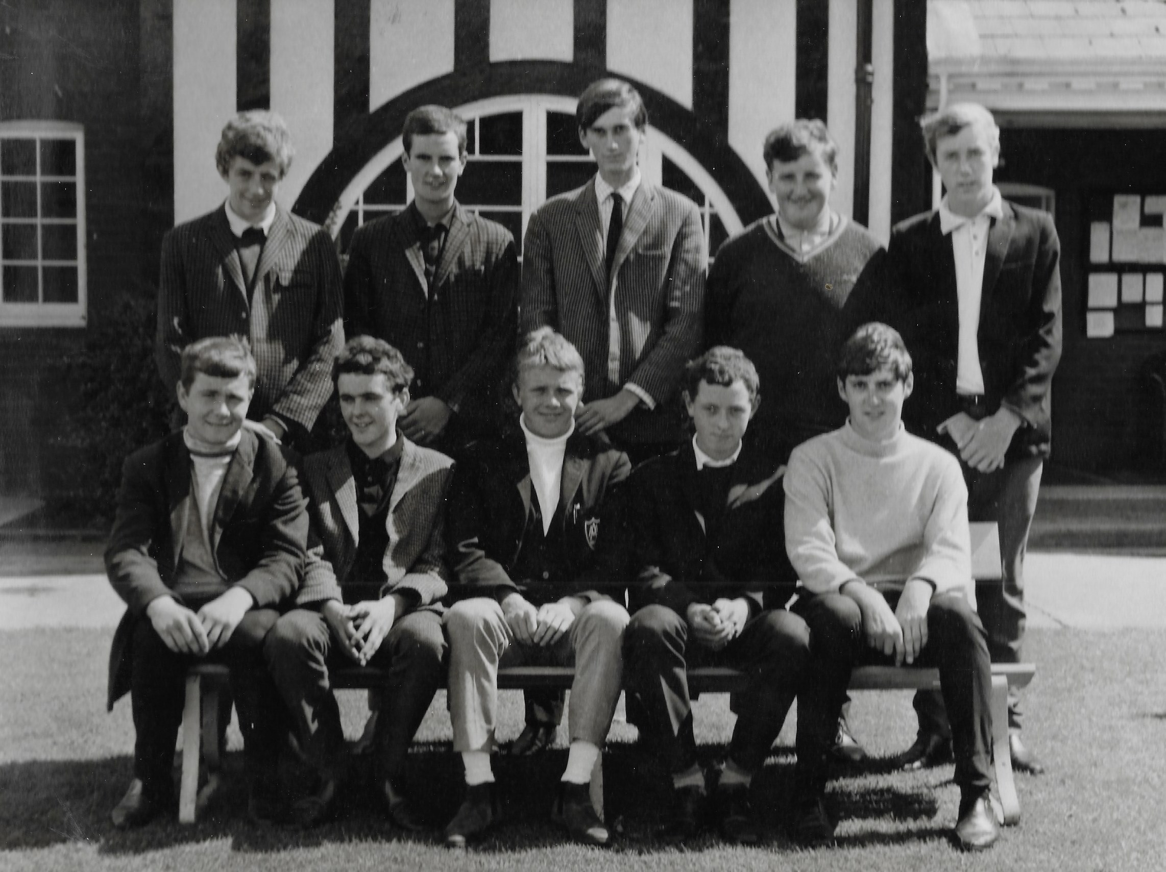 1967 South Wales Boys Team