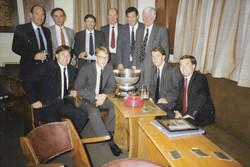 Welsh Team Champions
