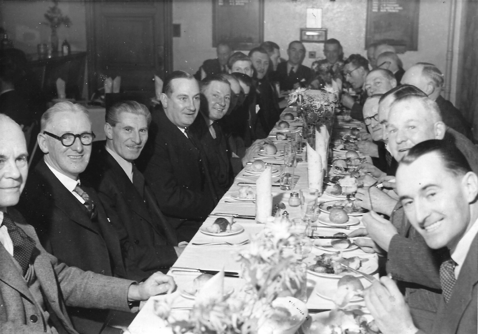 1953 Greenkeepers Supper