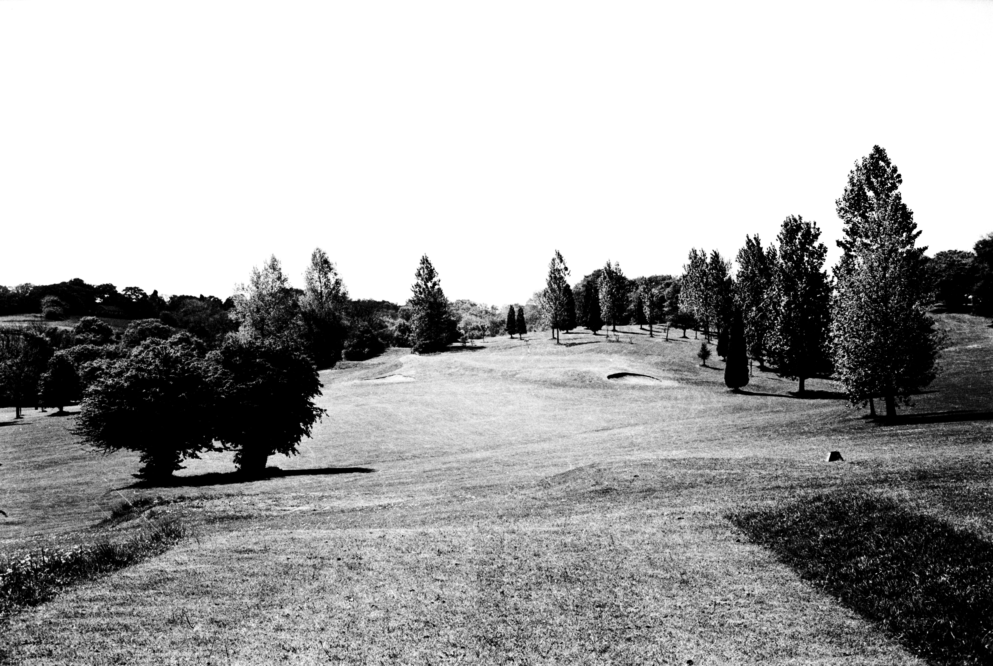Second Hole