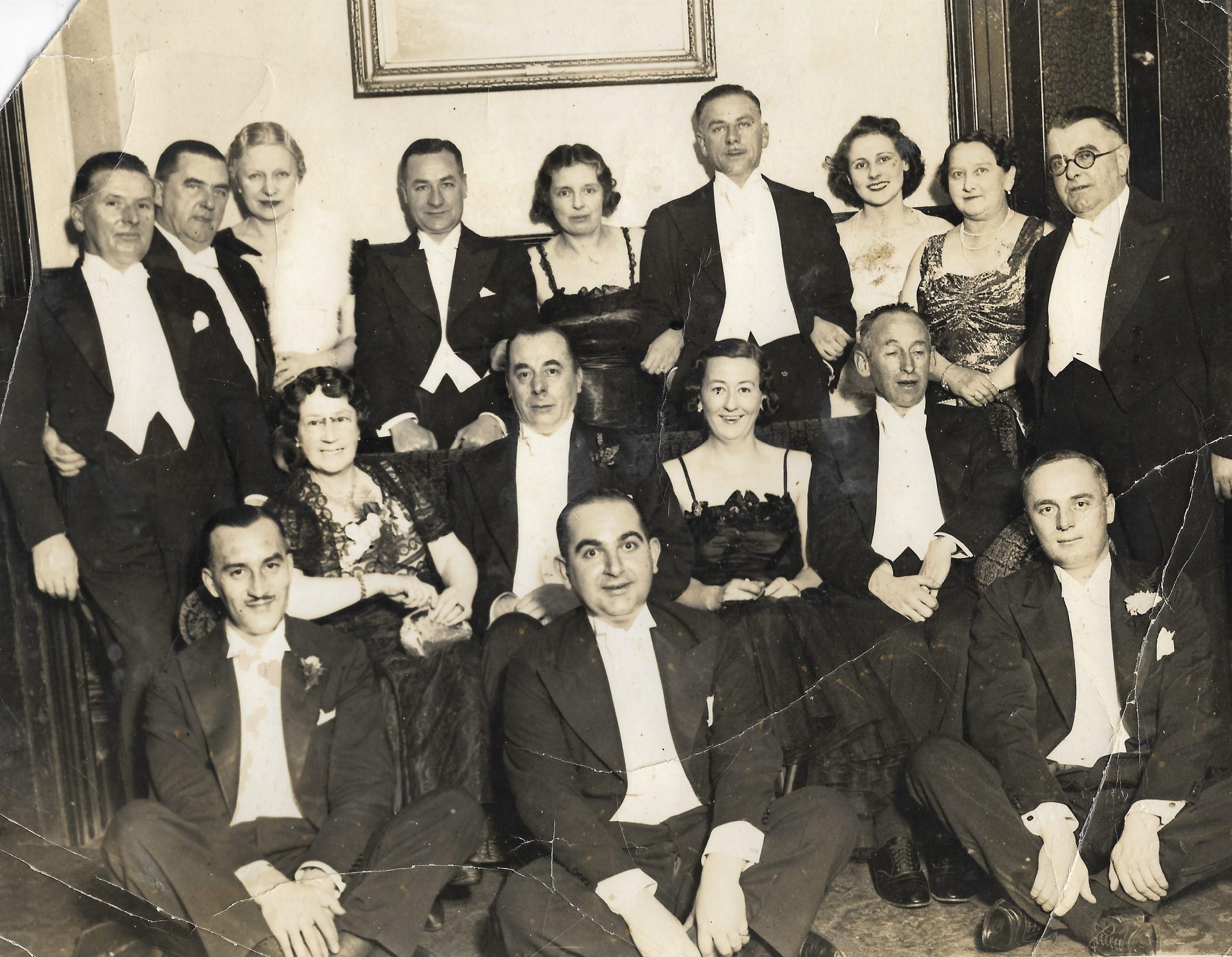1938 Dinner Dance