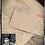 """Thumbnail: Serial Killer """"Richard Ramirez"""" Letter and Envelope set"""