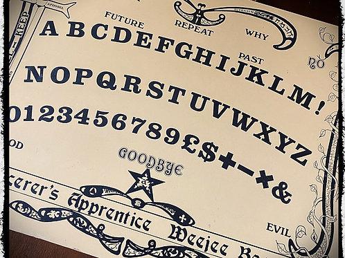 Sorcerer's Apprentice Ouija Board - 1975