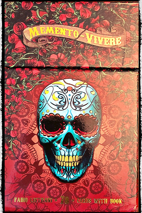 Santa Muerte Tarot Deck - Sealed