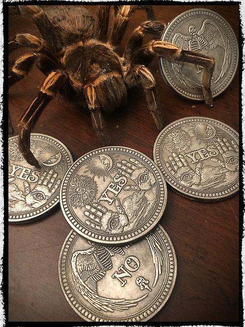 Ouija Coin