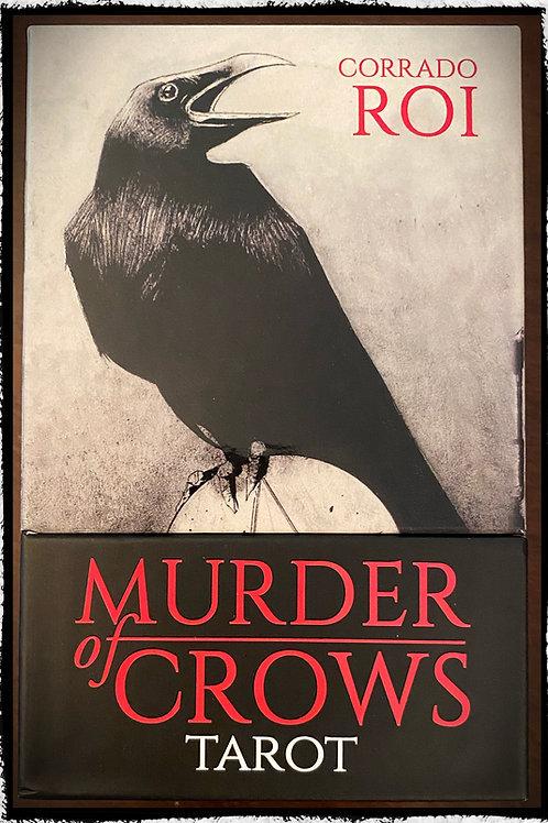 Murder of Crows Tarot Deck - Sealed