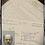Thumbnail: BTK Dennis Rader (Bind Torture Kill) One Page Letter, Envelope Set