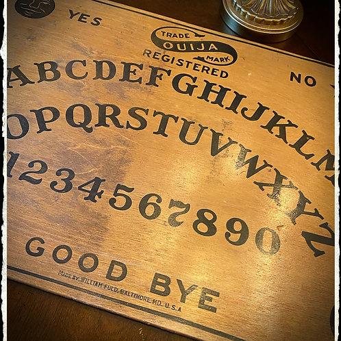 1915 -  Ouija Board - William Fuld