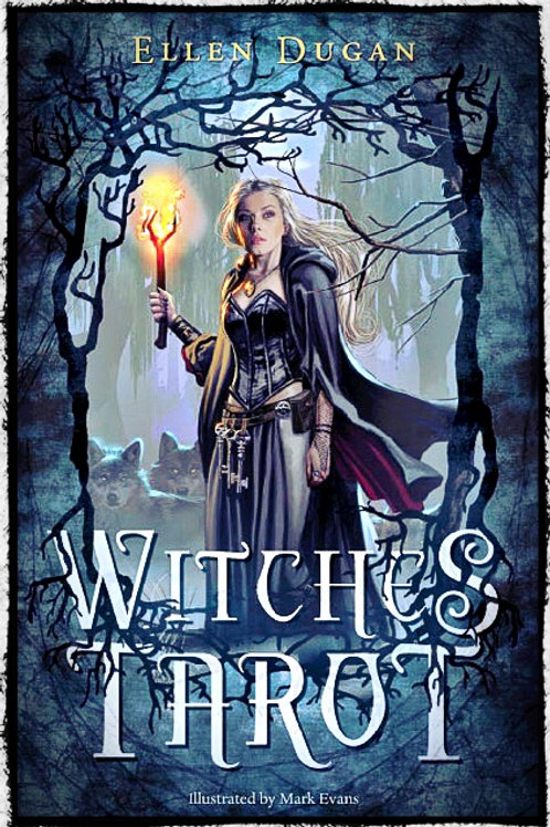 Witches Tarot Book and Deck - Sealed