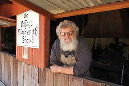 Laidley Pioneer Village - Community Activation - Laidley Pioneer Village Blacksmith_Alice
