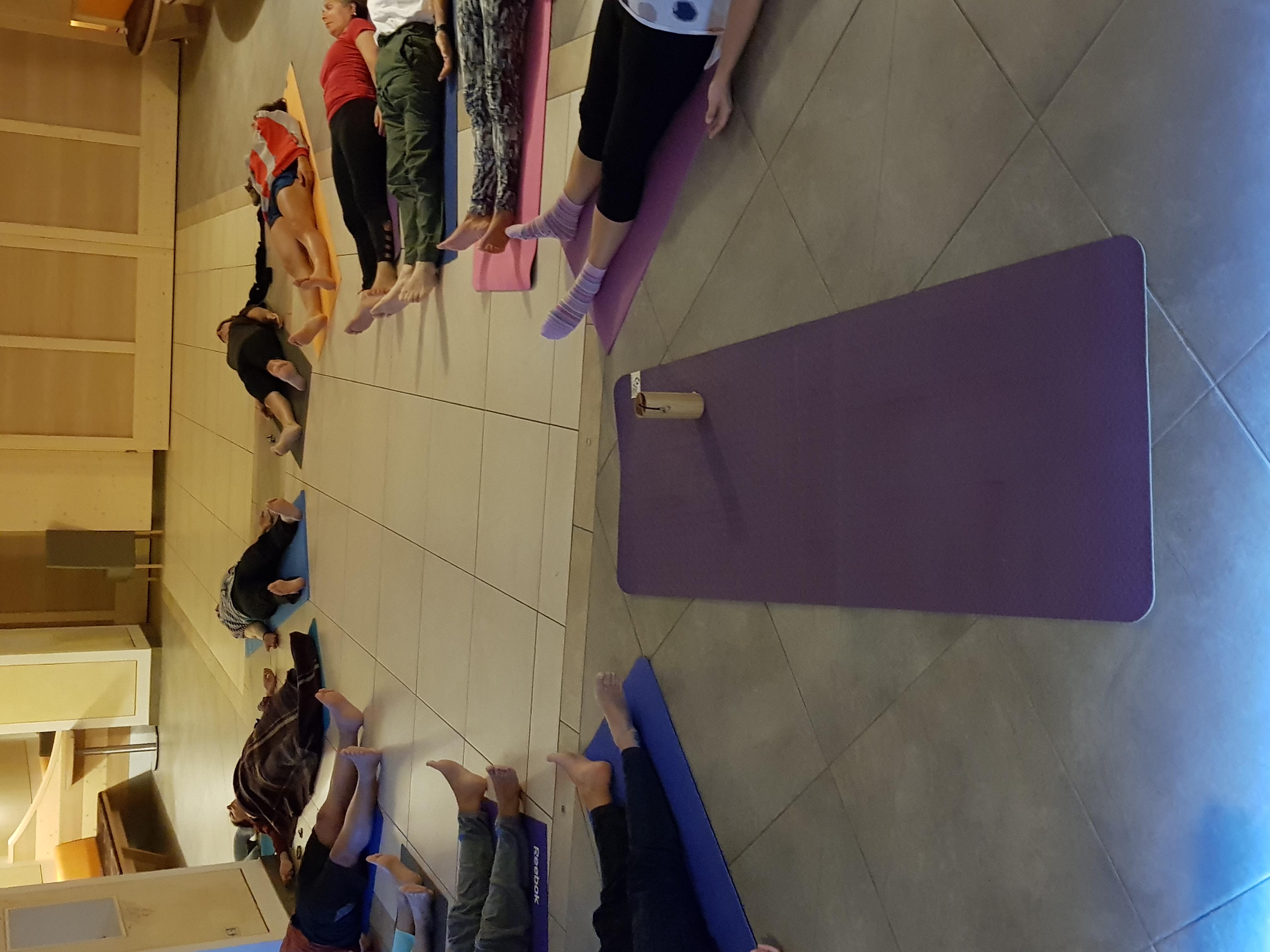 Yoga nel Verde