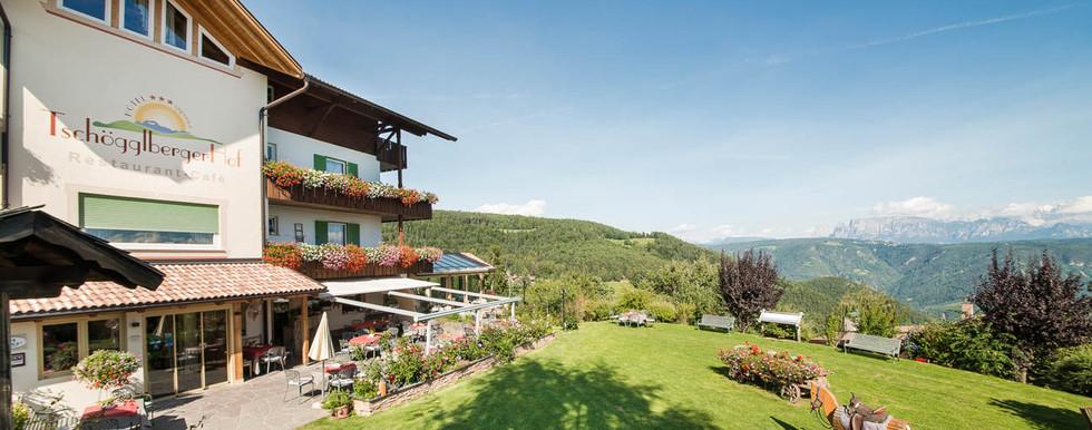 tschoegglbergerhof  hotel a San Genesio