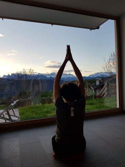 Yoga San genesio