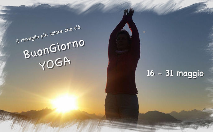 Yoga all'alba sulle Dolomiti vacanze Yoga nel Verde