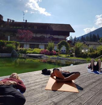 Yoga al Rainer