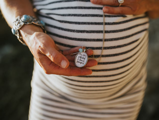 Karla + Lance Wagter | Maternity | Larabee State Park Bellingham, WA