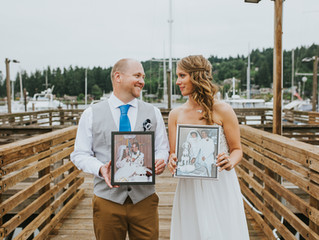 Stan + Diana | The Club at the Boatyard - Gig Harbor, WA