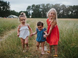 Cousins | Ferndale, WA Family Session
