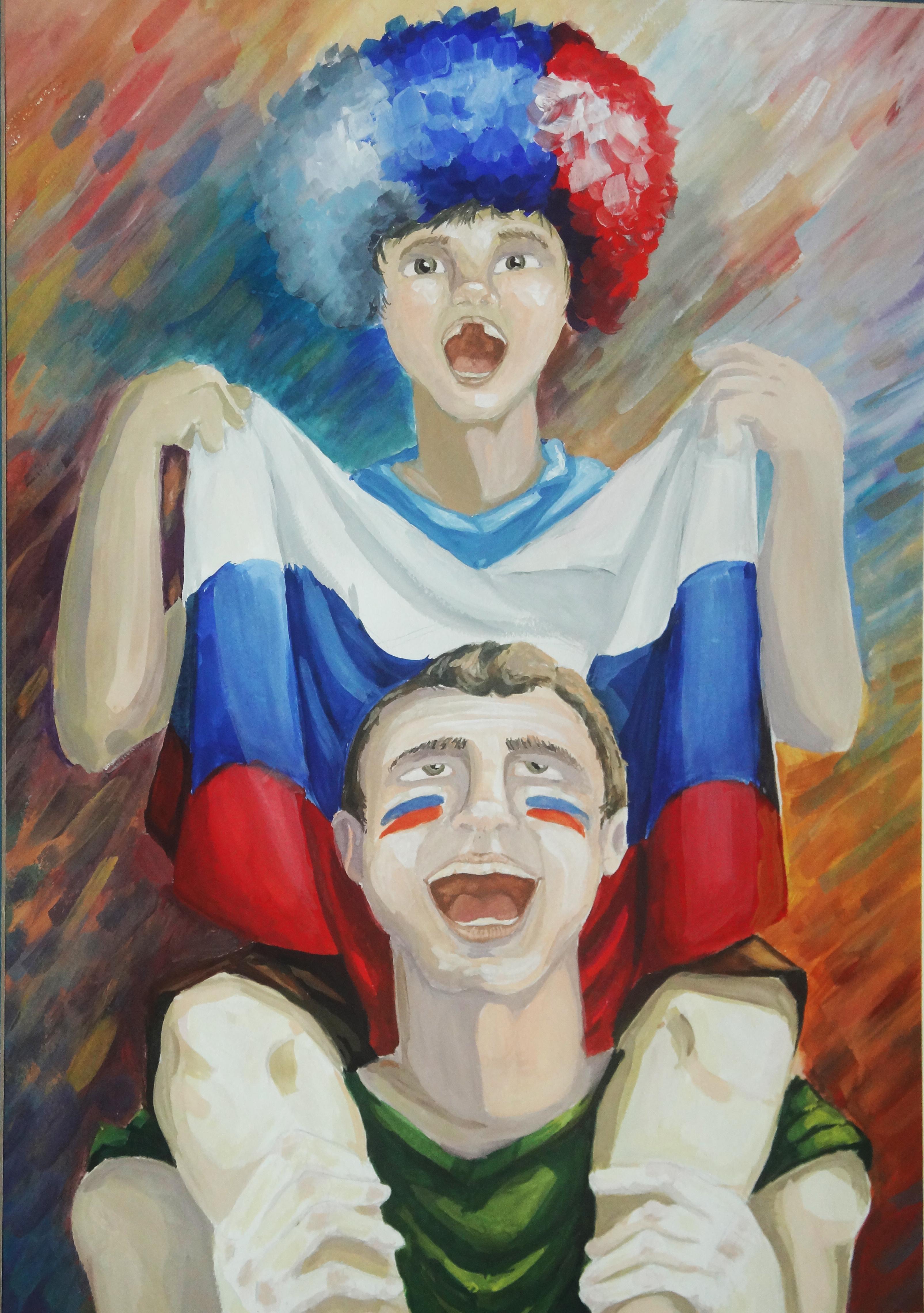 """""""Футбол как искусство"""""""