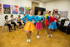 «МЫ ВМЕСТЕ» в Московском доме национальностей