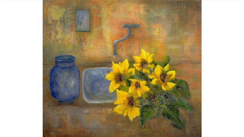 Sunflowers, Sicily II