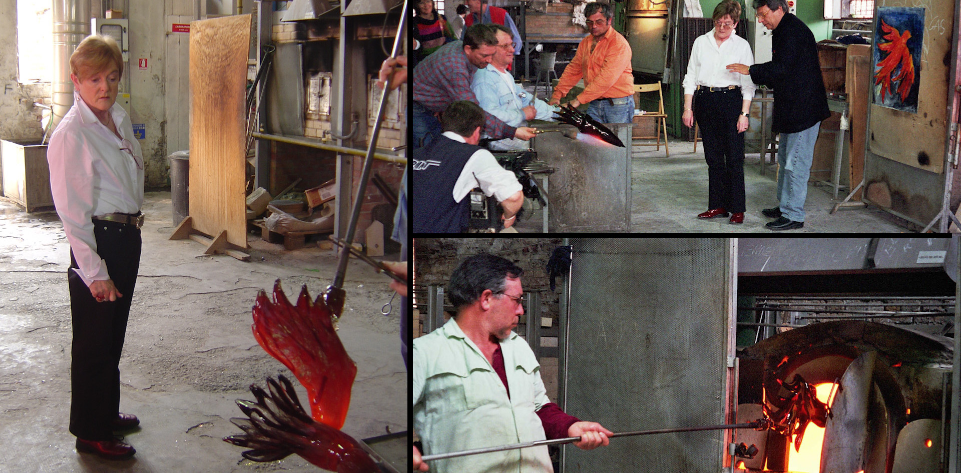 Firebird (making of)