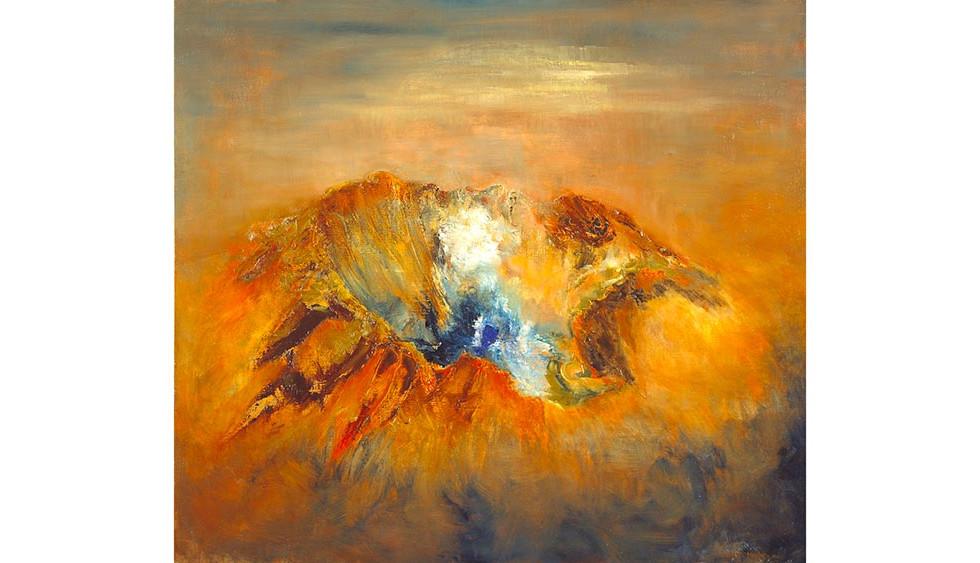 Dormant Crater